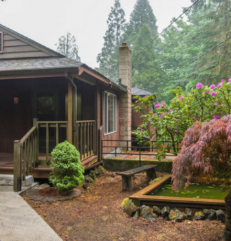 Enjoy Close-In Seclusion with this Skyline Blvd. Property