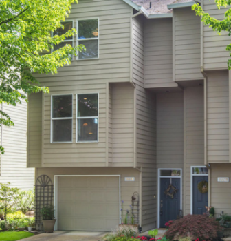 A Quiet Beaverton Townhouse You'll Love to Call Home